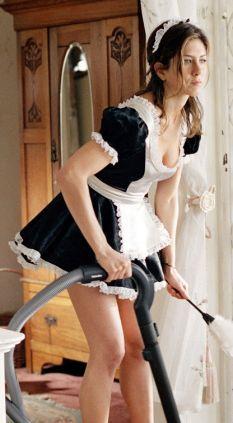 Blonde lesbian house cleaners kenna james and khloe kapri - 1 2