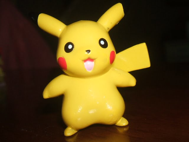 Pikachu Figurine for FREE