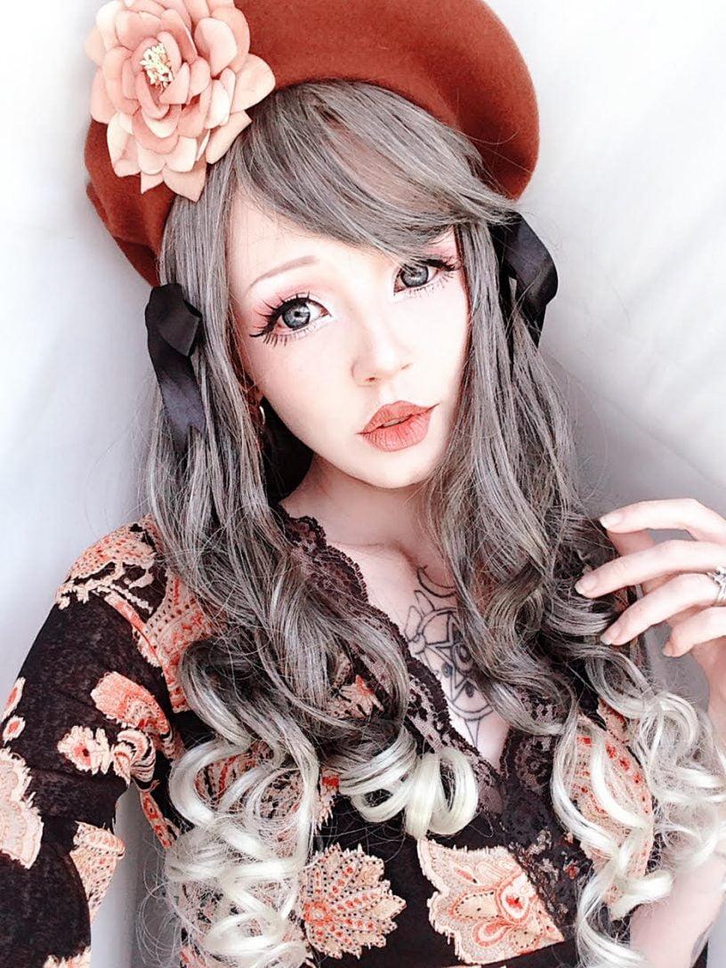 Lolita wig BR