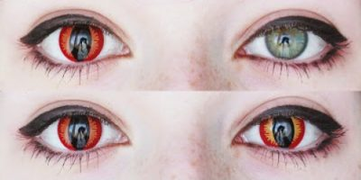 Dragon eye crazy lenses