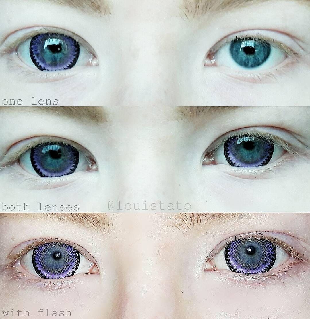nudy eyes