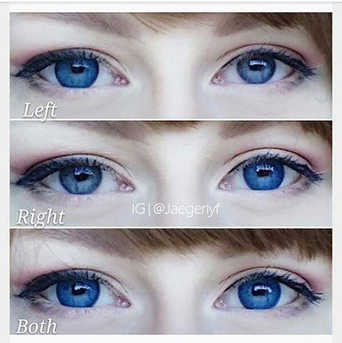 BT aqua eyes
