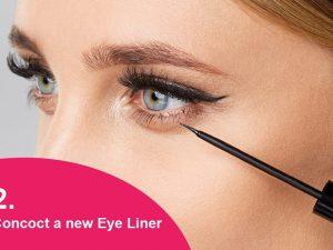 concoct new eyeliner
