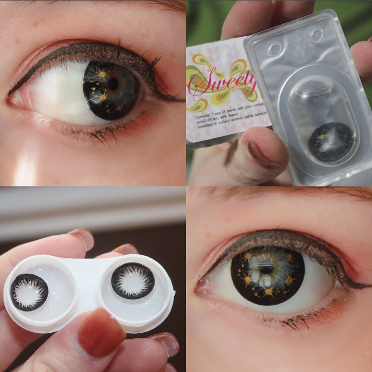 Sweety Twinkle Eye brown