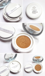 Korean makeup air cushion
