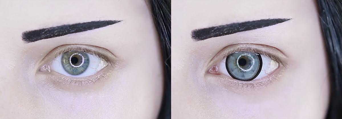 Mikasa eyes