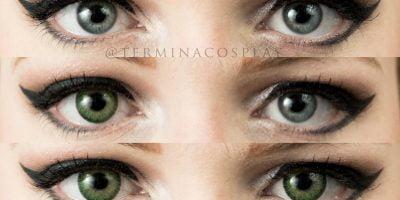 EOS jewel green closeup