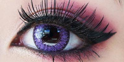 EOS fay violet closeup