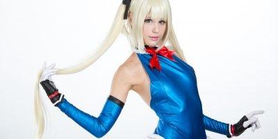 marie rose cosplay wig