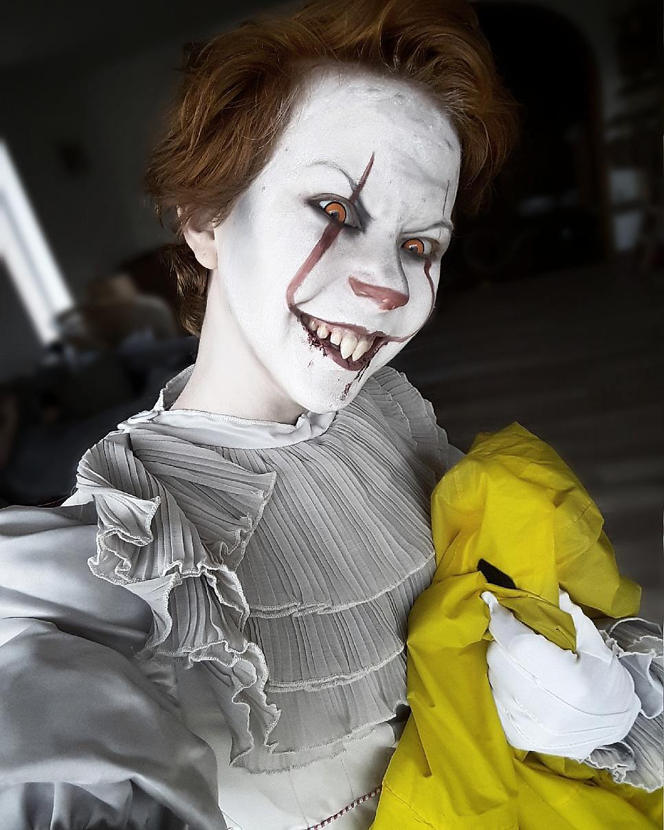 Colorvue Voldemort Halloween Contacts