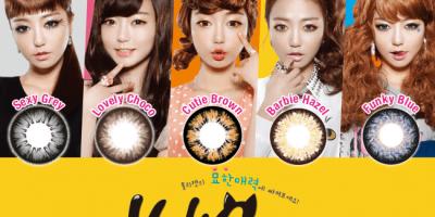 Geo Holicat lenses genuine