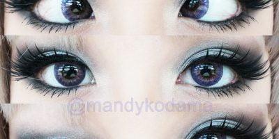 Geo Berry Cessy violet