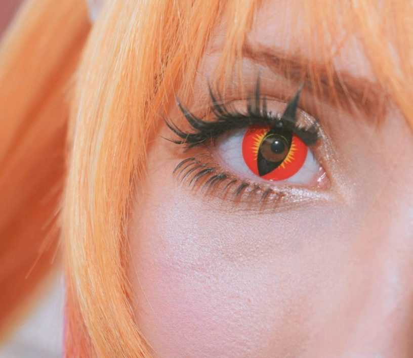 Barbie Dragon Eye lenses