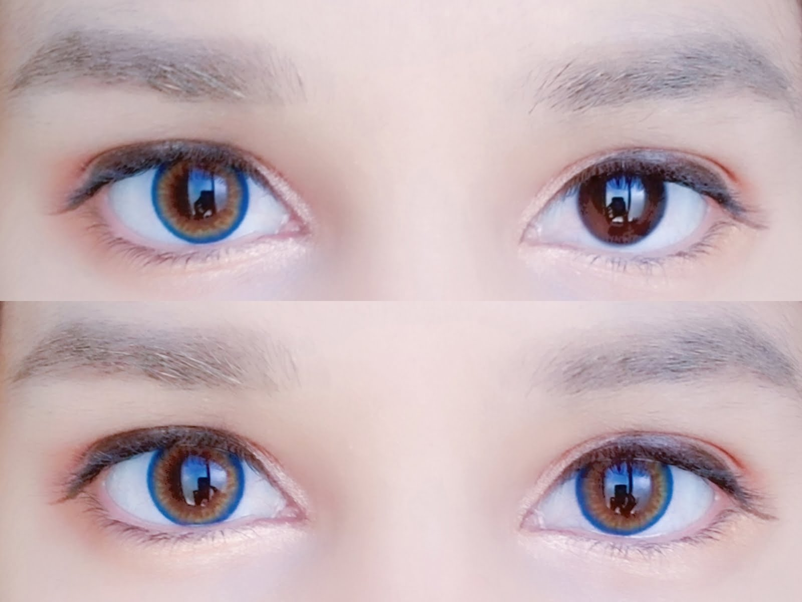 Sweety Bella Blue brown