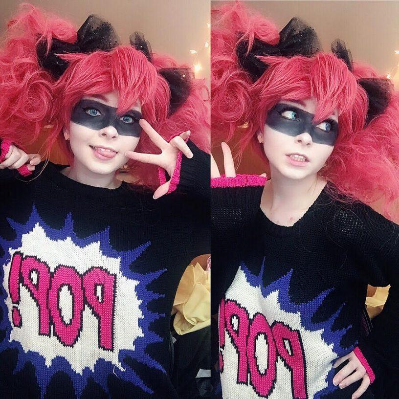 Aurahara cosplay wig