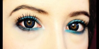 online colored contacts