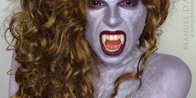 Morbius Gold Sclera lenses