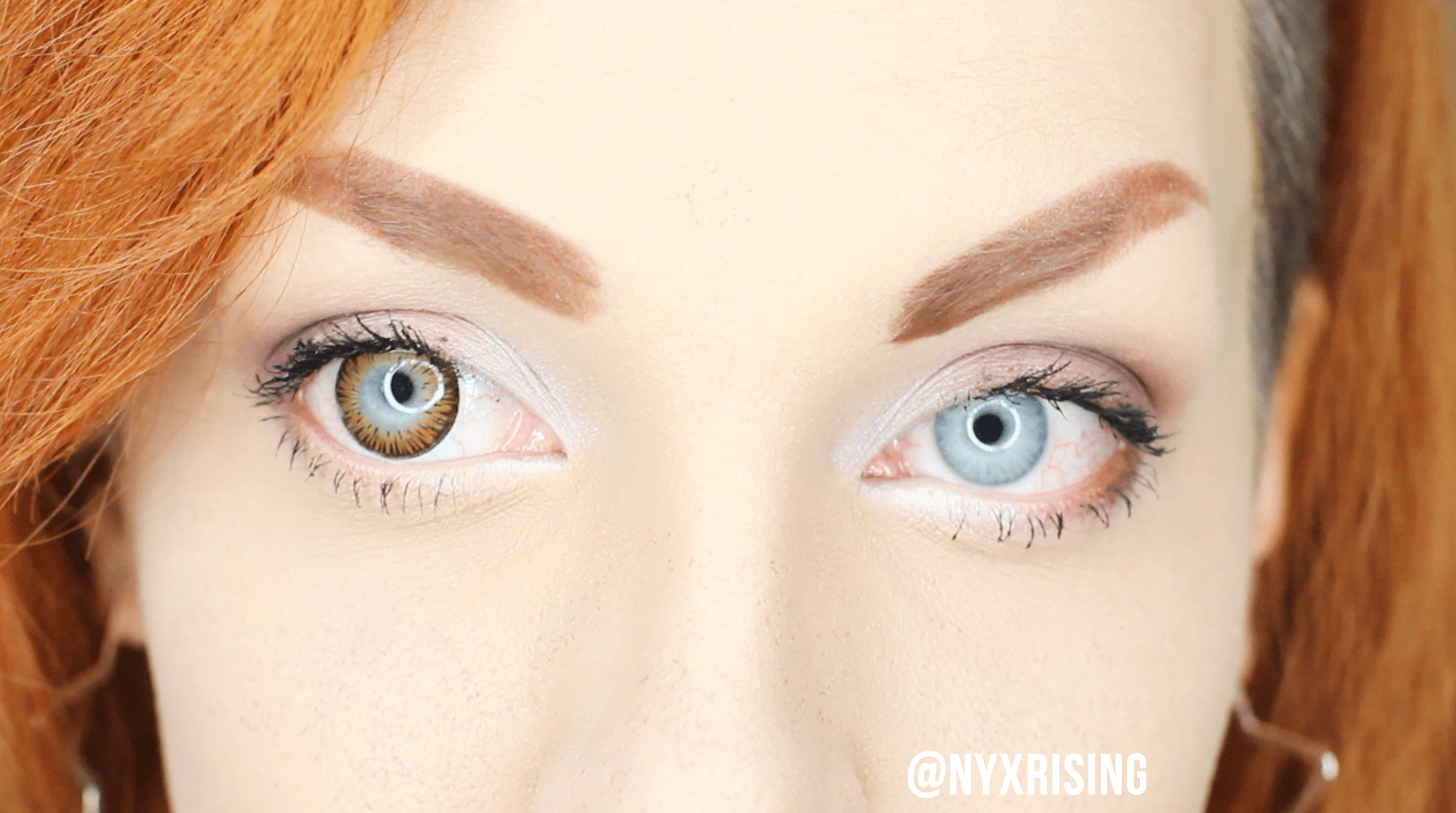 Cosplay contacts