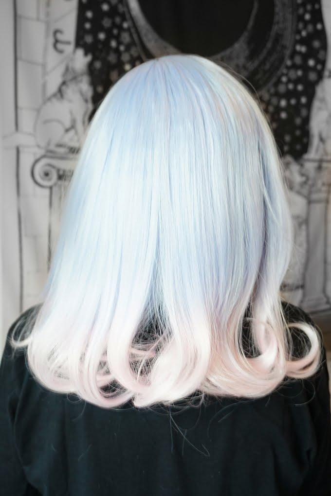 Gradient hair - uniqso review