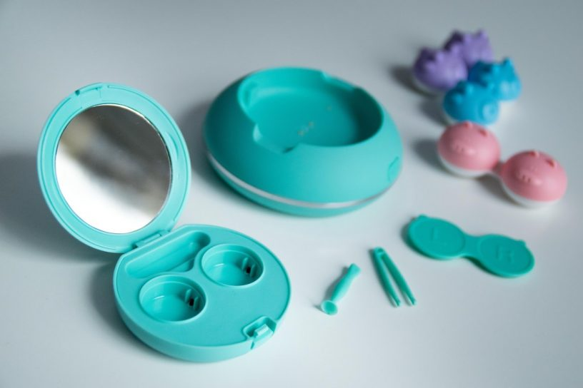 3N Cleaner to disinfect contact lenses