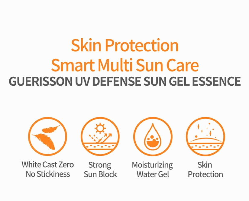 GUERISSON UV Defense Sun Gel Essence-02