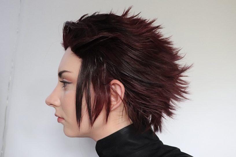Tanjiro Cosplay Wig