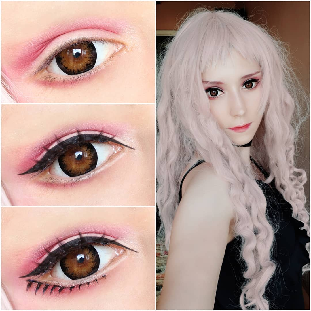 Nana cosplay lenses