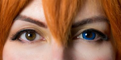 Sweety K Premier Blue cosplay lenses