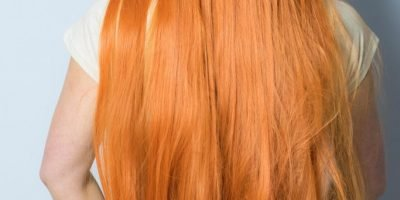 Asuka Langley Cosplay Wig