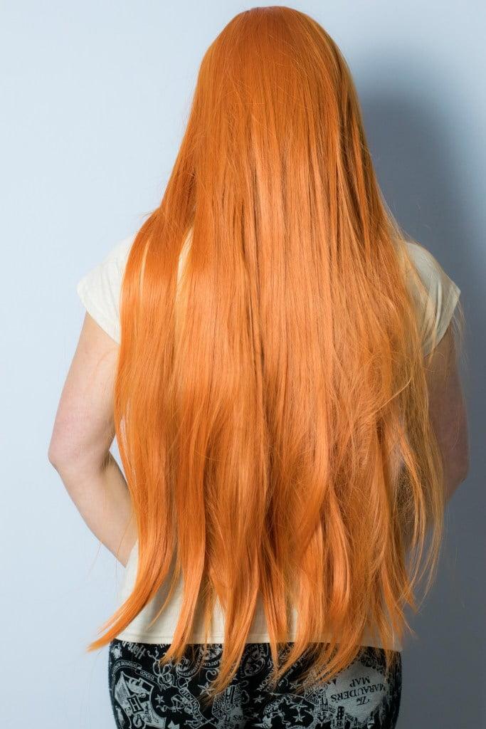 Asuka Langley Cosplay Wig