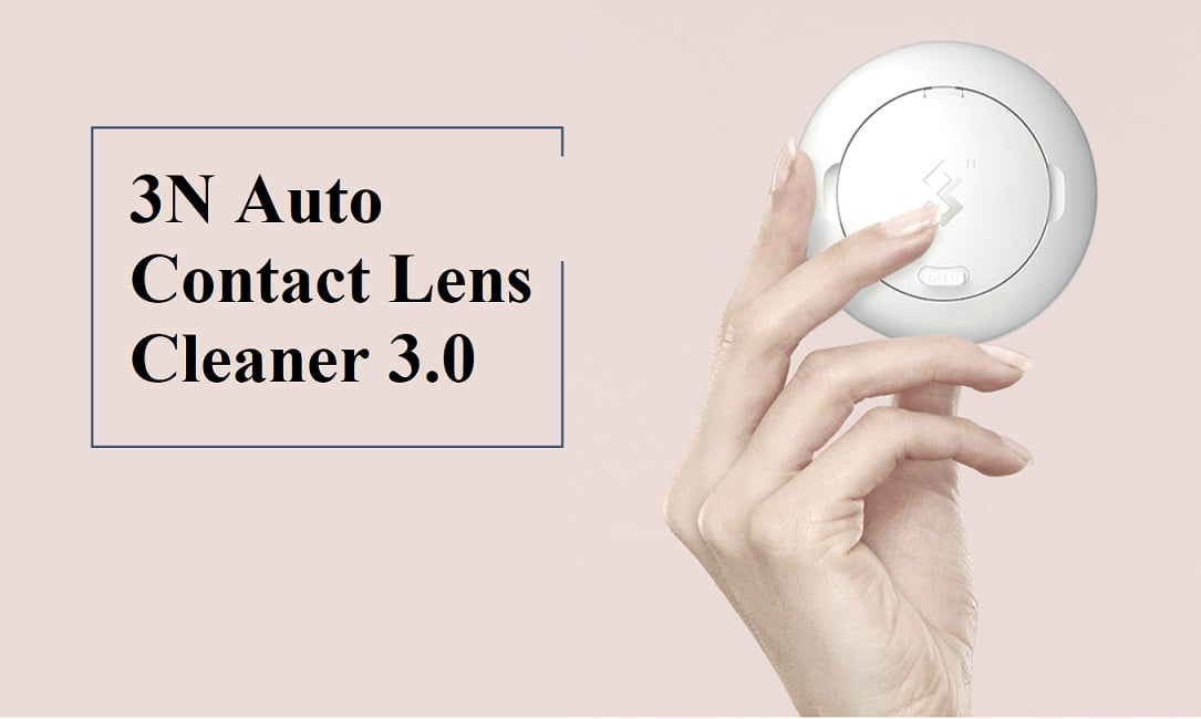 contact lens accessories 3N lens cleaner