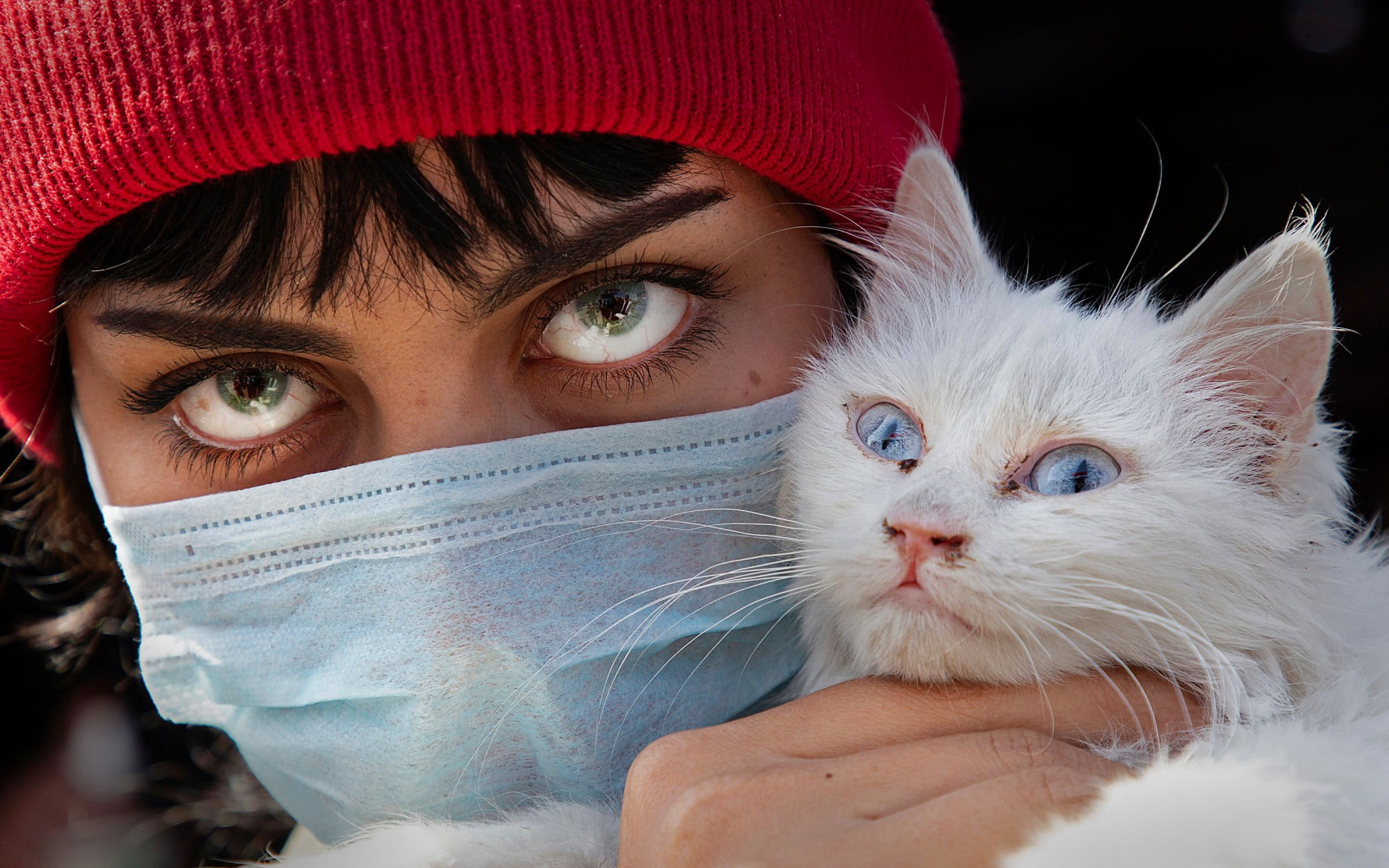 colored contact lenses in pandemic