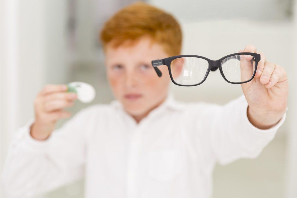 Children & Contact Lens