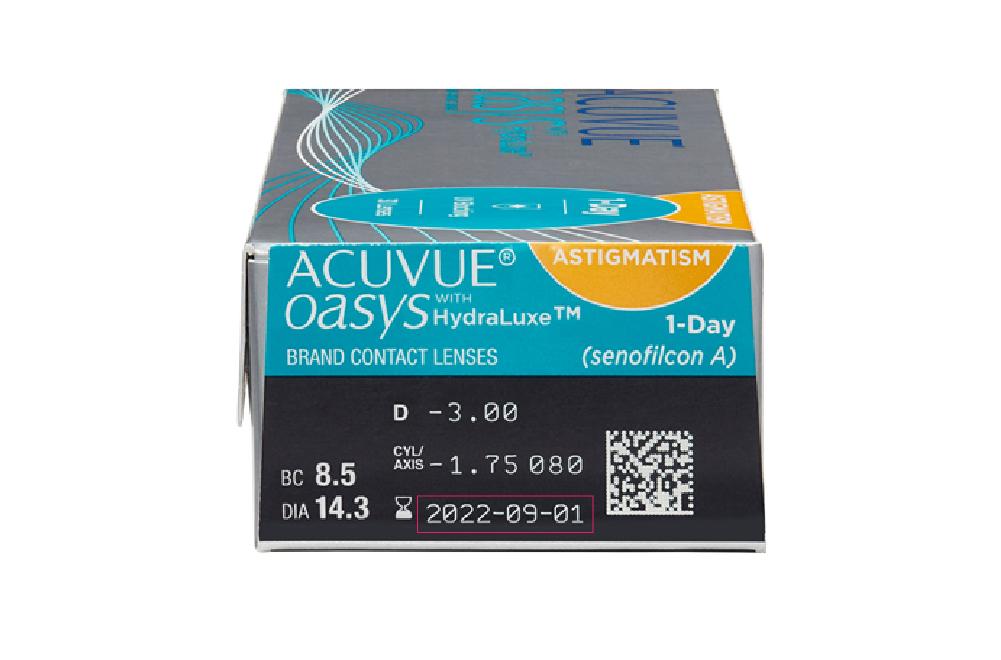 colored contact lens prescription