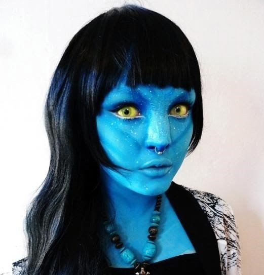 Colored Contacts for Cosplay