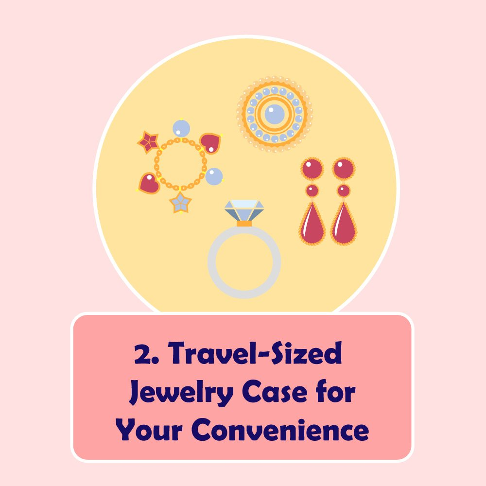 recycled contact lens cases are perfect for keeping your jewelry safe