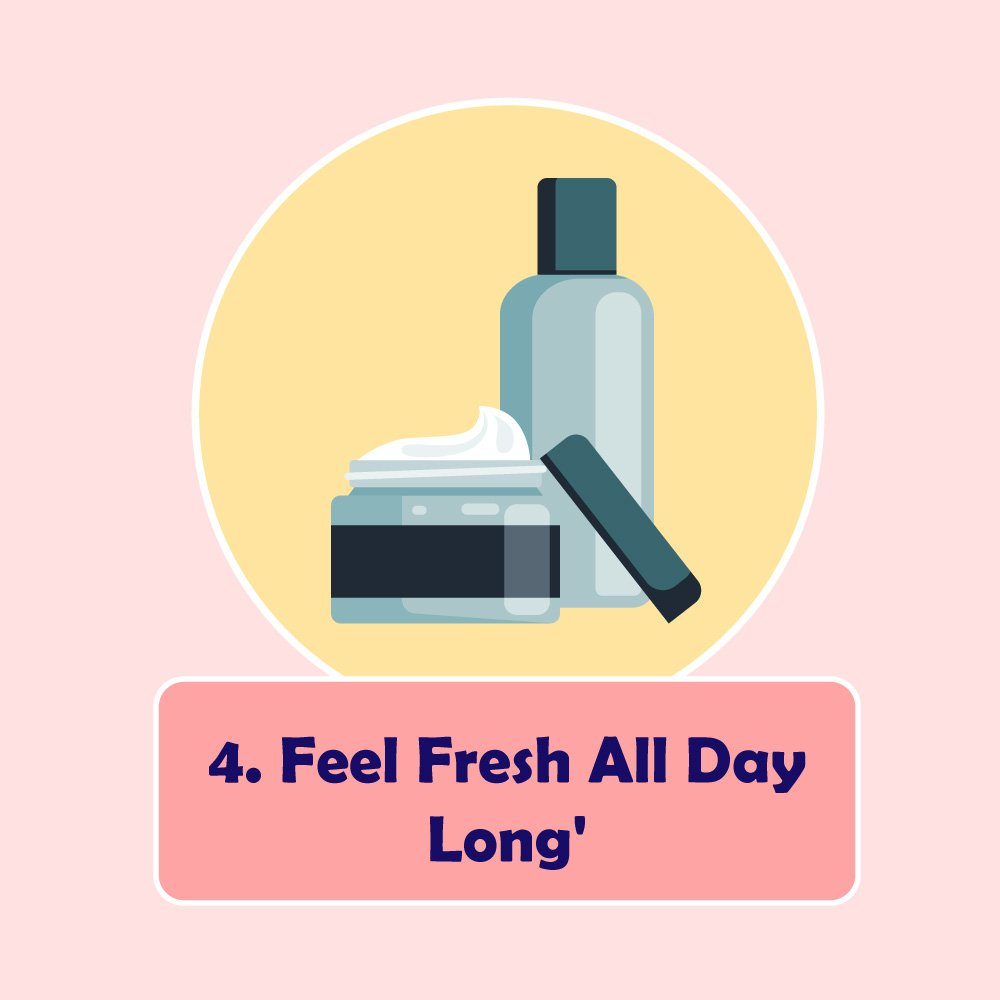 For ease of storage, just store a small amount of your face cleanser, moisturizer, or even your favorite liquid foundation in each side of the contact lens case.